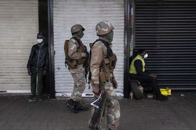 SANDF generals prioritising their welfare over soldiers