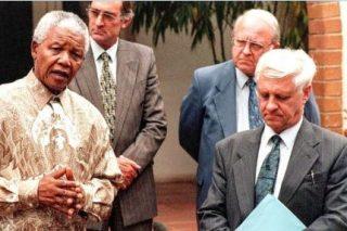 Ramaphosa, Nelson Mandela Foundation pay tribute to Genl Viljoen - The Citizen