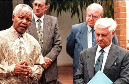 How Constand Viljoen conned Madiba into believing in his SADF coup threat
