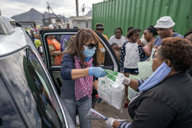 Lesufi tries to 'find middle ground' as NPO threatens court action over food parcels
