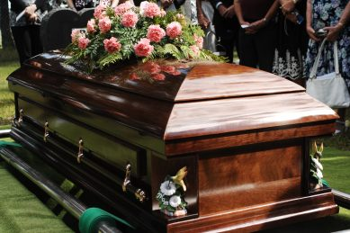 Health Dept warns that funeral strike could lead to public health risk