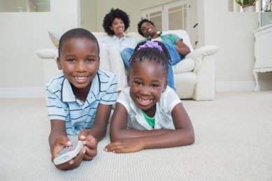 What to do with kids at home this weekend