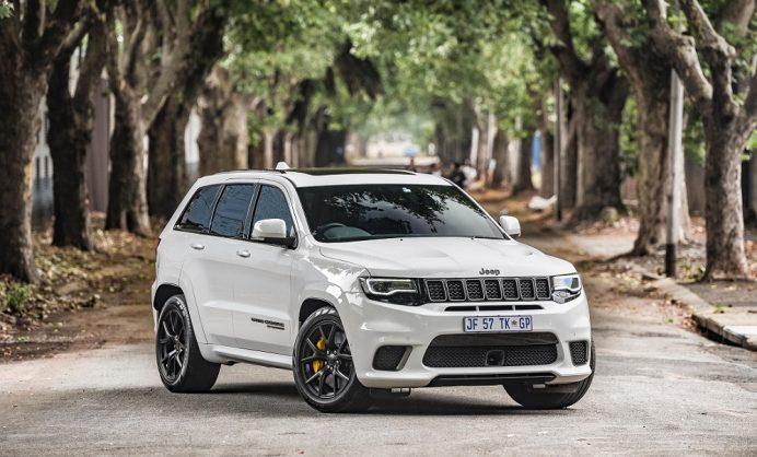 All-new Jeep Grand Cherokee will have Alfa Romeo hardware
