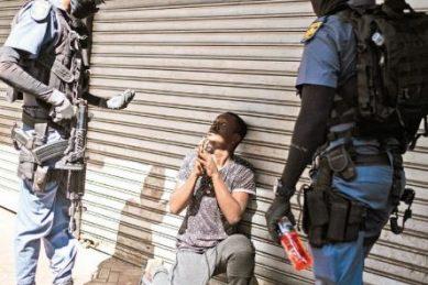 Tobacco body accuses cops of 'unlawful raids, manhandling workers'