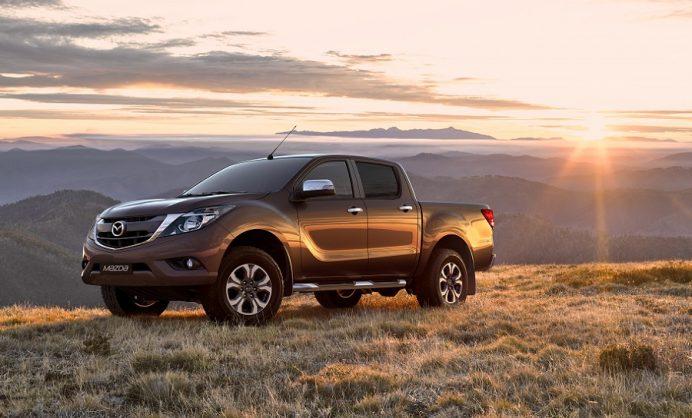 Isuzu D-Max underpinned new Mazda BT-50 coming this year?