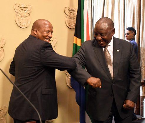 Ramaphosa 'weakened' politically without Mthembu at his side – analyst