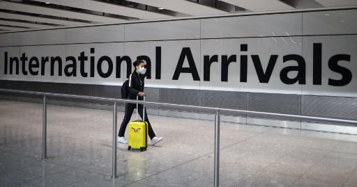 UK to introduce 14-day quarantine for international arrivals