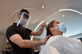 Joburg hairdresser breaches lockdown regulations to make ends meet - The Citizen
