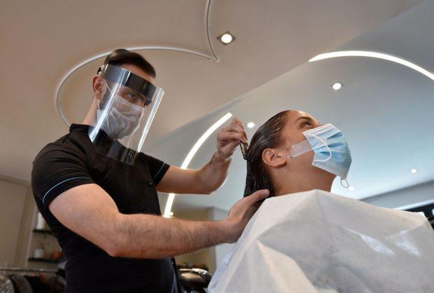 Joburg hairdresser breaches lockdown regulations to make ends meet