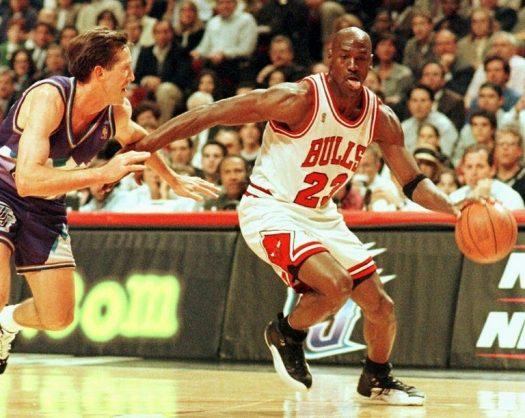 Jordan memorabilia soar in value amid 'Last Dance' nostalgia