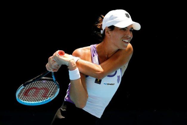 WTA pros take the court in Florida mini-tournament