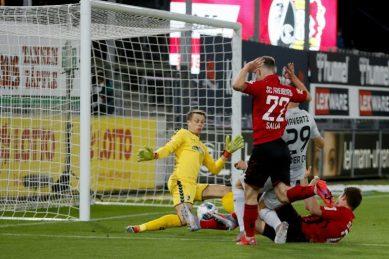 Havertz fires Leverkusen third with Freiburg winner