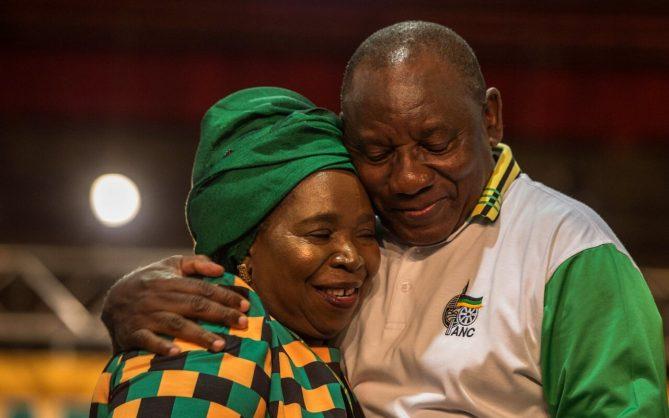 What if Dlamini-Zuma says we must kiss, asks Malema as Twitter mocks Ramaphosa's 'rule'