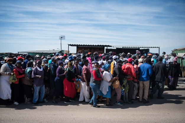 DA claims people arrested for handing out food