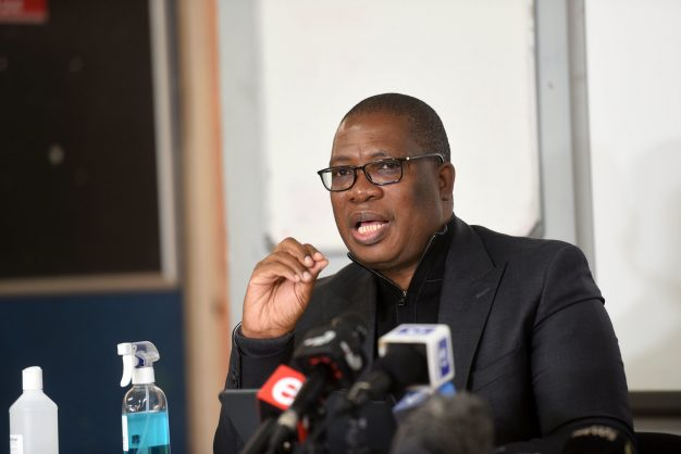 Lesufi accepts Maimane challenge to do a walkabout at any Gauteng school