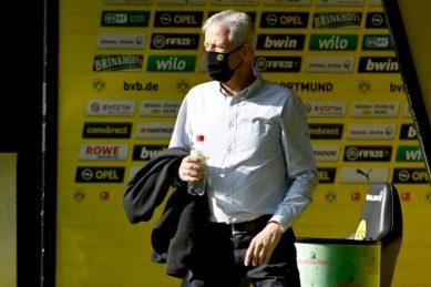 Favre hints at Dortmund exit after Bayern defeat