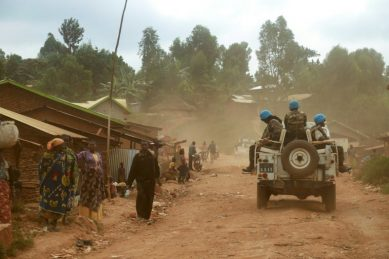 20 civilians killed in northeast DR Congo