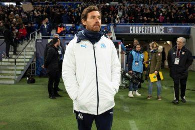 Villas-Boas to stay on as Marseille coach