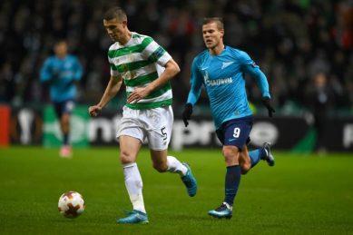 Simunovic, Hayes leave Celtic
