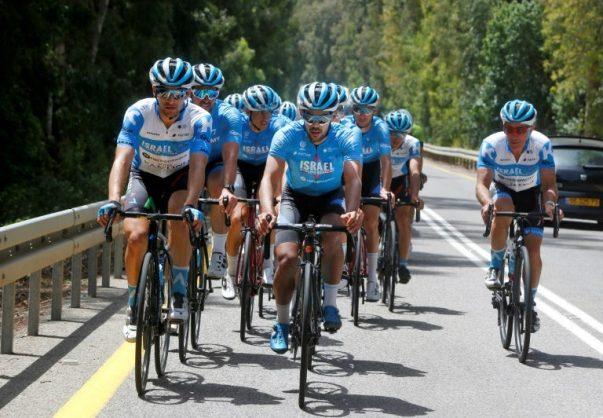 Tour de France preceded by several warm up races
