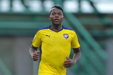 Nzimande dreams of playing for Pirates