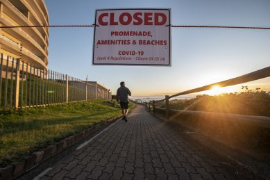 Ballito residents divided over promenade closure