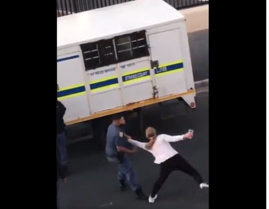 WATCH: Video showing police 'falsely arresting' woman to be probed