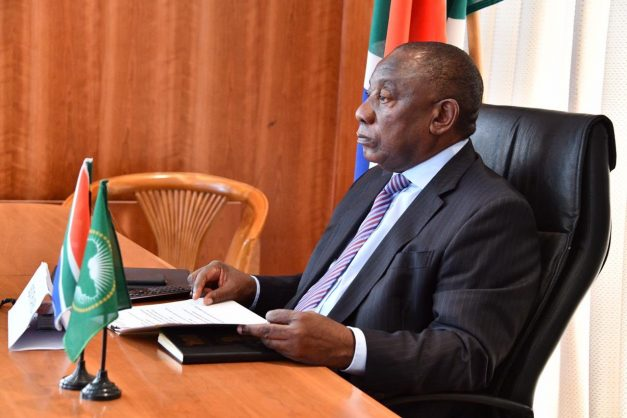 Political parties obligated to record donations as Ramaphosa signs new bill