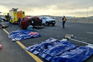 Car �could have been shot at� in horror KZN crash that killed seven - The Citizen