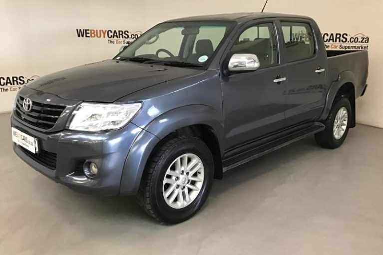 South Africa's favourite bakkie for less than R120k