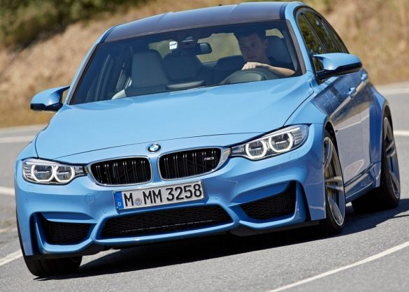 BMW M boss confirms September debut for new M3 and M4