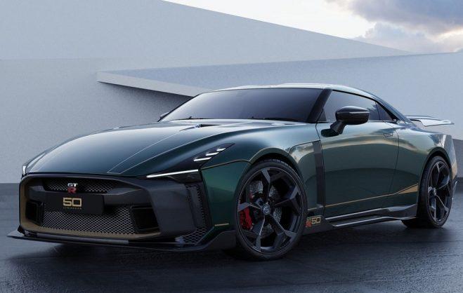Italdesign Nissan GT-R tribute enters production at R19.5m apiece