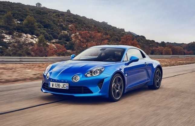 Renault factories and Alpine brand staring down the barrel