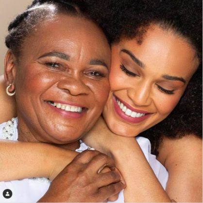 How SA stars celebrated their moms on Mother's Day