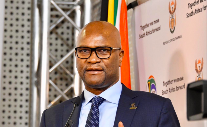 'Mthethwa should stay out of BLM debate,' says commentator