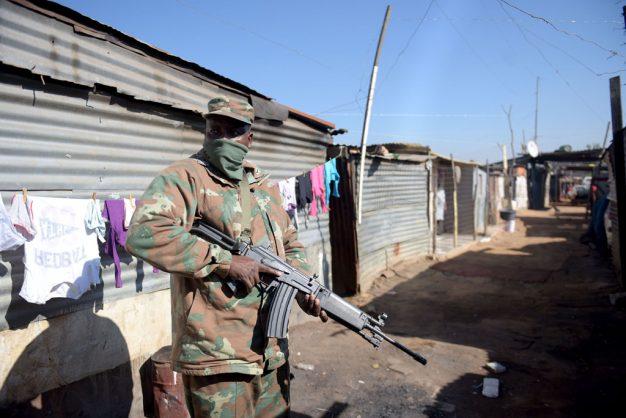 SANDF ruling on Khosa's death stuns legal experts