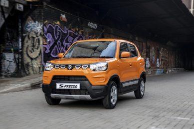 A to Z of SA's cheapest car: Suzuki S-Presso