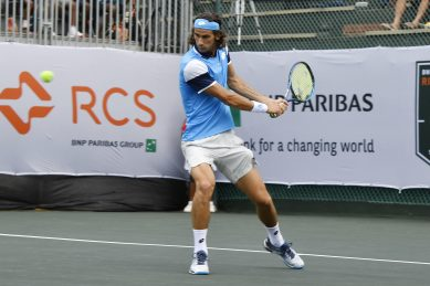 Tennis aims to lead return of South African sport
