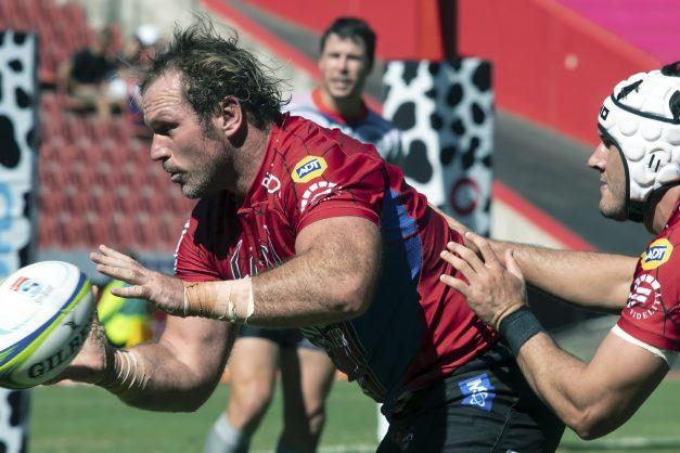No scrums, no rugby, warns Jannie du Plessis