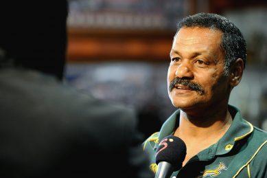 Tough road ahead for new Bok coach Nienaber, De Villiers predicts