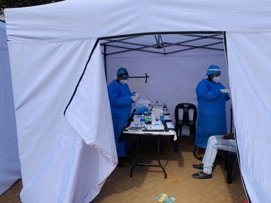 Get ready Gauteng, the coronavirus is here