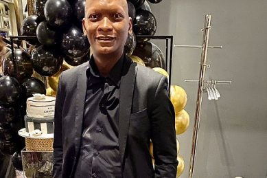 Actor Warren Masemola excited to be expecting his first child