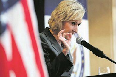 Lana Marks: US ambassador to SA a real Jill of all trades