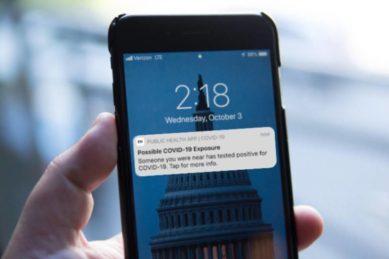 Apple, Google launch Covid-19 contact-tracing platform