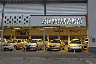 Amended regulations gives vehicle sales the green light