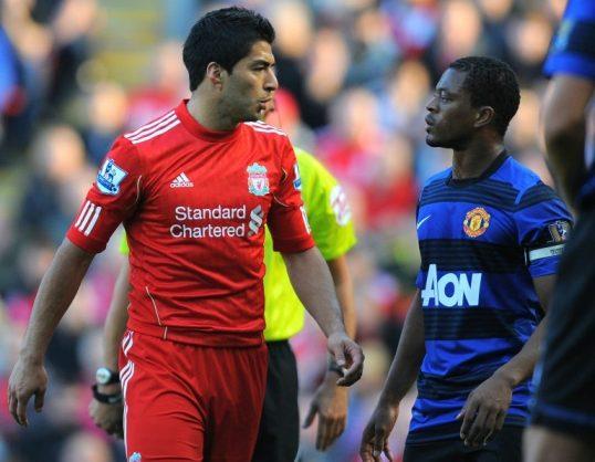 Evra reveals death threats after Suarez racism row