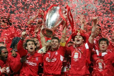 Istanbul hopes to host new, 'historic' Champions League final