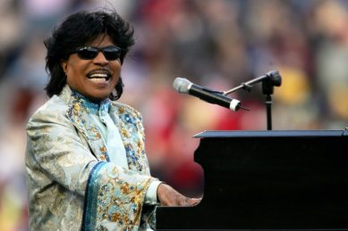 Mourning the loss of music icon Little Richard