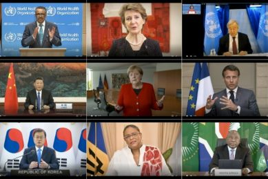Five takeaways from the WHO assembly