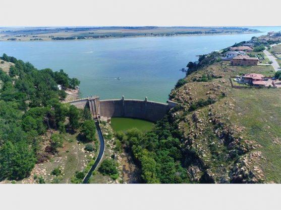 Gauteng dams record marginal decline in water levels